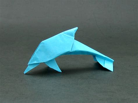 Related Keywords Suggestions For Origami Dolphin
