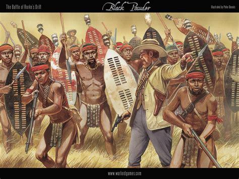 zulu painting the zulu war artwork of dennis search