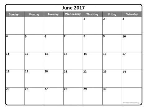 june 2017 calendar printable templates social funda