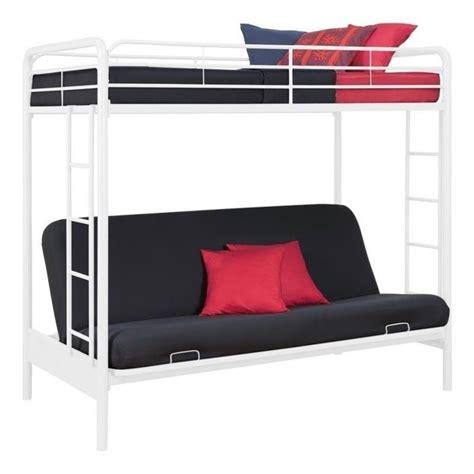 bunk bed sofa convertible metal convertible futon sofa bunk bed in