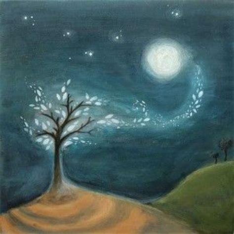acrylic paint on wood ideas easy acrylic painting ideas moon ash original acrylic