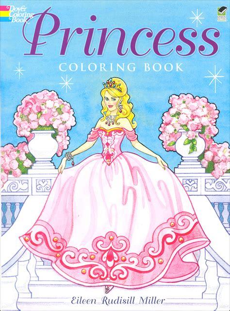 princess picture books princess coloring book 001636 details rainbow resource