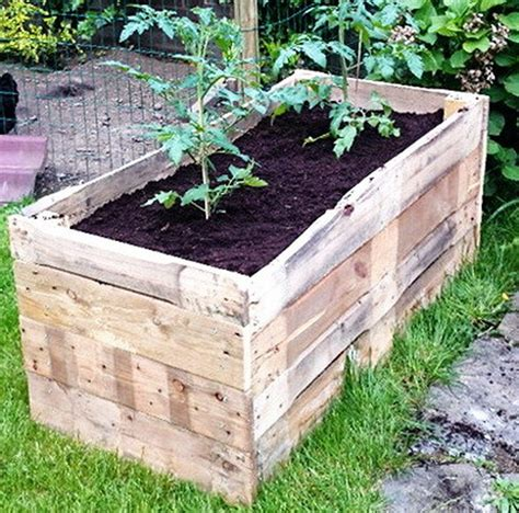 pallet planter boxes planter boxes made from wooden pallets pallet wood projects