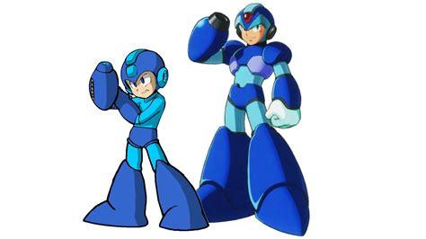 megaman x mega mega x crossover