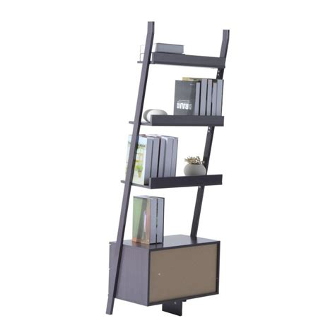 ladder for bookcase ladder bookcase plans plans for leaning bookshelf