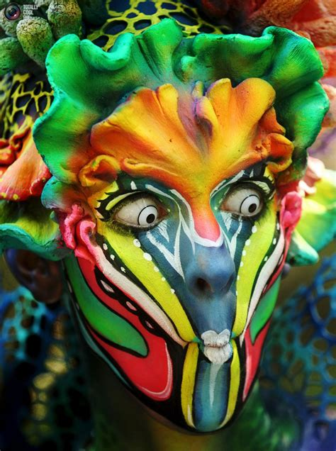 festival painting dunia 2013 the world bodypainting festival 2015 totallycoolpix