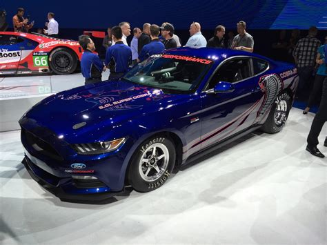 Ford Mustang Cobra Jet by Motor N 2016 Ford Cobra Jet Mustang Answers Copo Camaro
