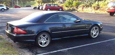 2003 Mercedes Cl55 Amg by 2003 Cl55 Amg Possible Part Out With Enough Interest