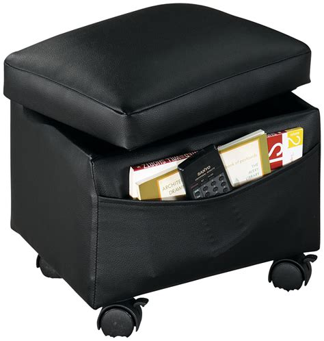 storage ottoman wheels what is the best ottoman on wheels