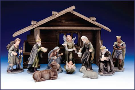 indoor nativity set with stable photo collection indoor nativity sets