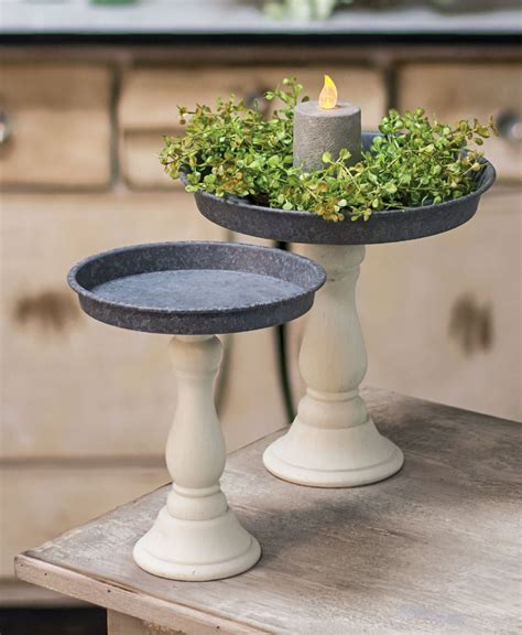 Candle Tray by Craft House Designs Wholesale Large Metal Candle Tray