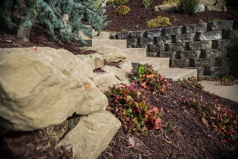 large landscaping boulders pretty landscaping boulders types porch and landscape ideas