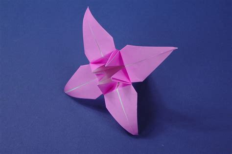 origami flowr origami flower tavin s origami