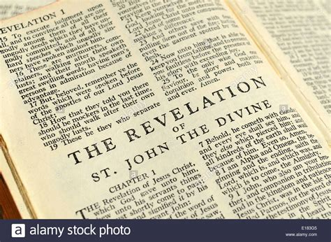 pictures of the book of revelation bible open at the page of the book of revelation