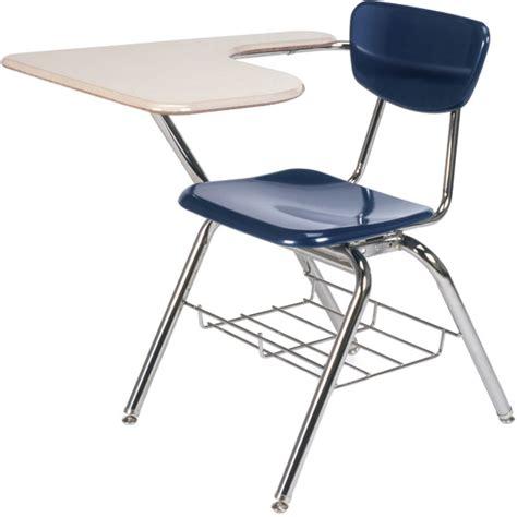 student school desk 3000 series tablet arm school desk w book rack virco