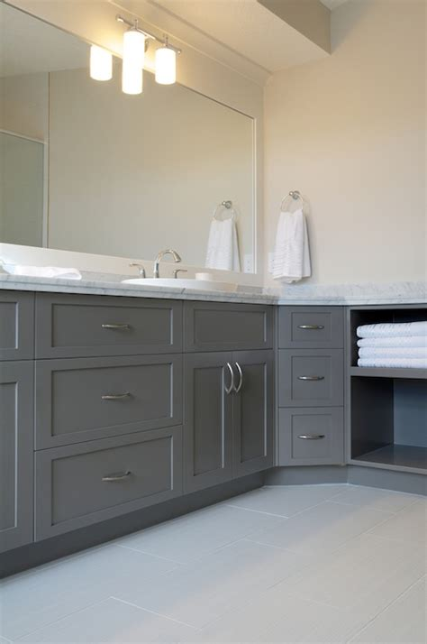 gray bathroom vanities gray bathroom vanities contemporary bathroom pratt