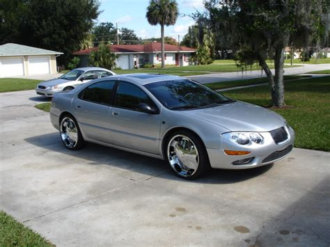 2000 Chrysler 300m by 2000 Chrysler 300m Rims