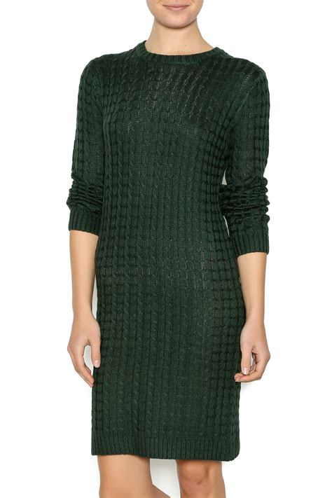 knit dress cable knit sweater dress shoptiques