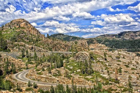 donner pass photograph by shawn mcmillan