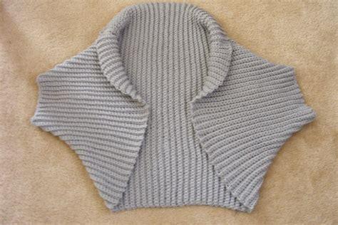 easy bolero knitting pattern easy shrug gretchkal s yarny adventures