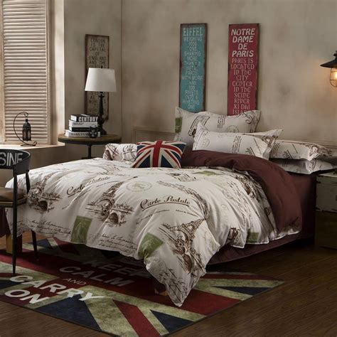 designer bedding for aliexpress buy 2015 4pcs printing bedding sets
