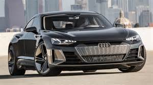 Audi Etron by Audi E Gt Versus Tesla Model S By The Numbers