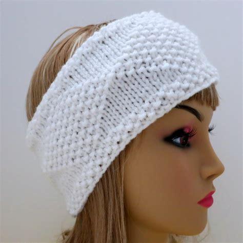 knitting headband pattern pdf 129 pattern headband knit diamonds knitting pattern pdf