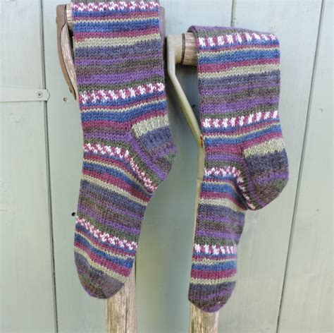 Knitting Patterns Dk Socks