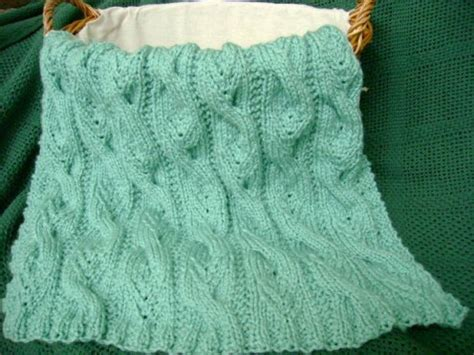 knitted baby afghan patterns cable knit baby blanket patterns a knitting