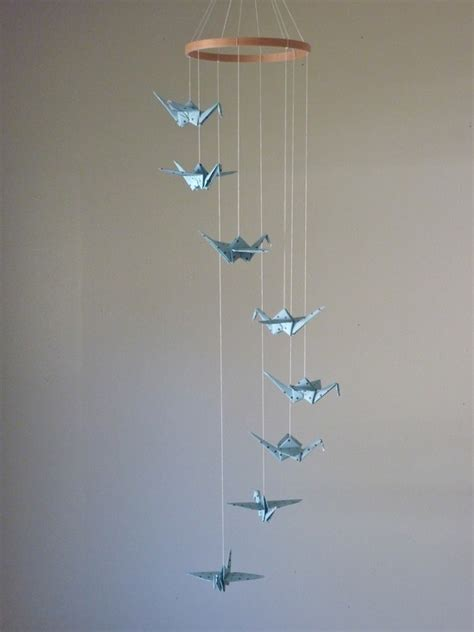 origami bird mobile origami crane mobile tutordoctorwny01