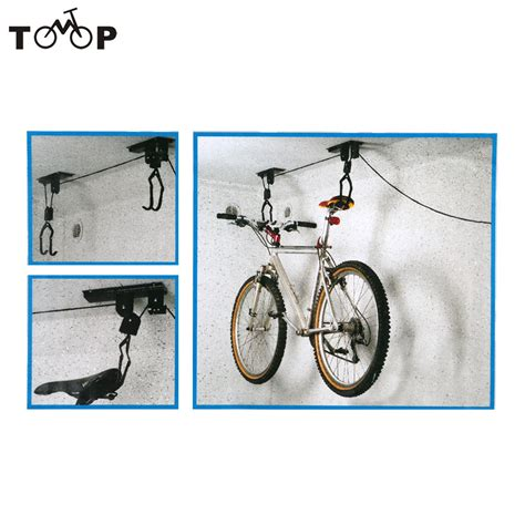 ceiling mounted bike rack bicycle hooks ceiling promotion shop for promotional