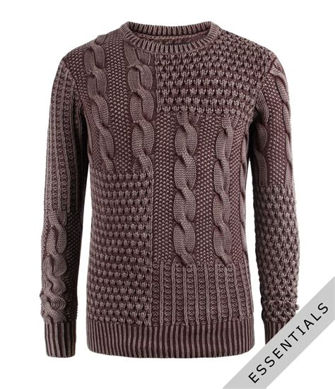 Summer 2012 Knitwear Jumpers In Faded Colours From