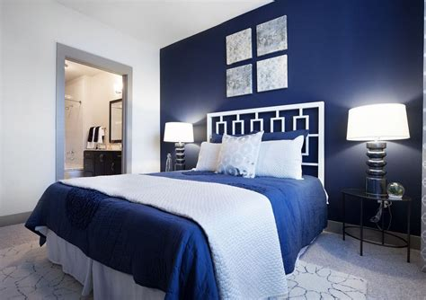 blue bedrooms moody interior breathtaking bedrooms in shades of blue