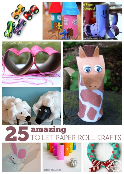 crafts you can make with toilet paper rolls 25 amazing toilet paper roll crafts