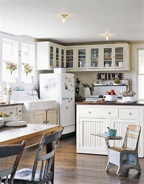 farmhouse kitchens designs adorning with a classic farmhouse inspiration