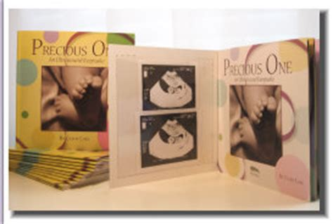 baby book for ultrasound pictures precious one ultrasound photo keepsake book perks