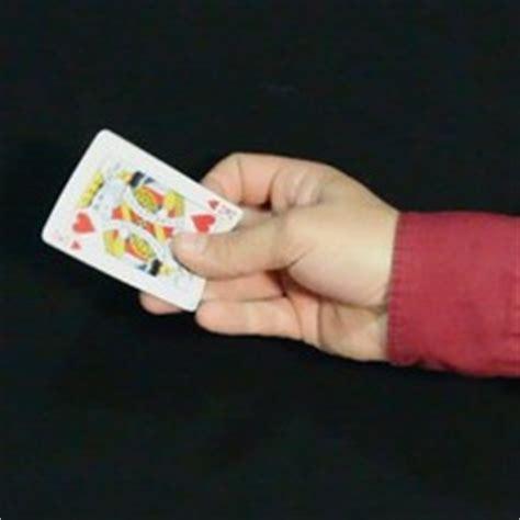 make a card disappear magic tricks for hellokids