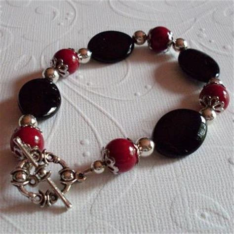 new beaded jewelry designs using black in your jewelry designs jewelry journal
