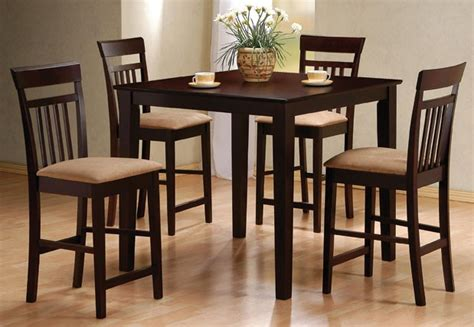 kitchen high table sets counter high dining set home and interior design