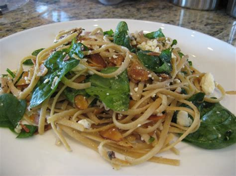 cold pasta dish for the of food dish or side dish cold spinach