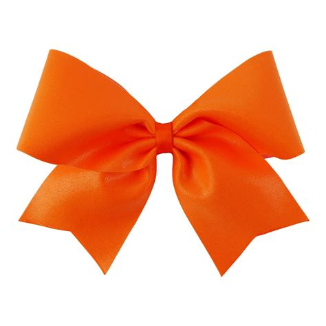 large bows for cheer large neon hair bow