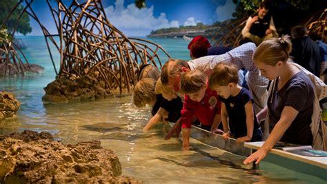 new aquarium family package omni house