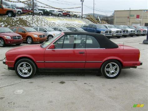 1989 Bmw Convertible by Bright 1989 Bmw 3 Series 325i Convertible Exterior