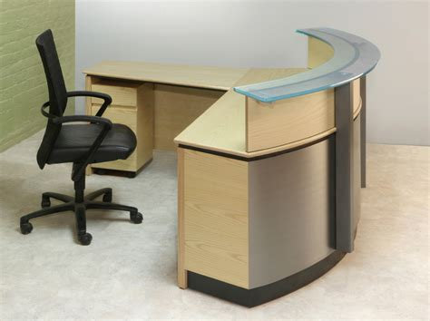 l shaped receptionist desk l shaped reception desks glass reception desks