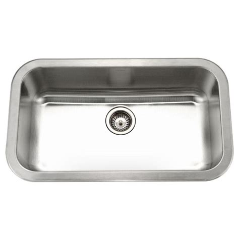 oversized stainless steel kitchen sinks houzer medallion gourmet undermount stainless steel 32 in