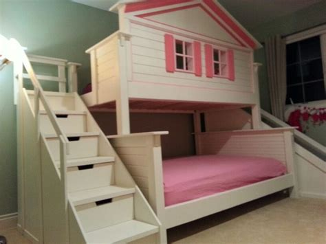 doll house loft bunk bed dollhouse bunkbed stuff for sis