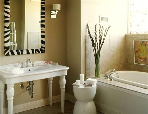 zebra print bathroom ideas more ideas on using the zebra print for the interior interior design ideas and architecture