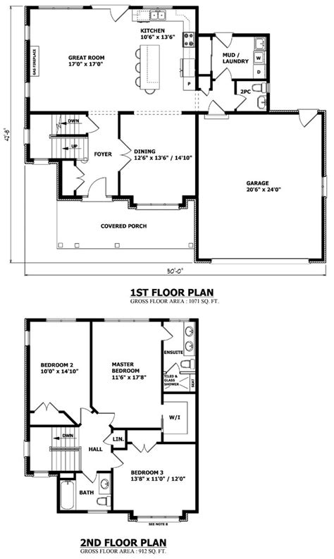 2 story house floor plans two story house plans with dimensions home deco plans
