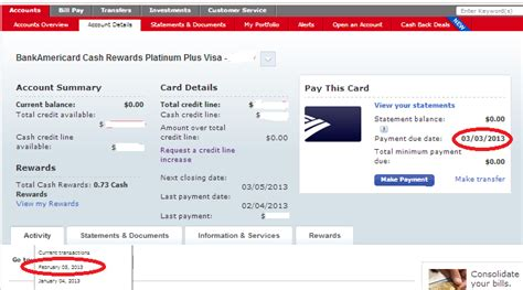 make credit card payment with another credit card bank of america s credit cards an insider s view hiep s