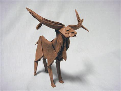 origami deer diagram deer